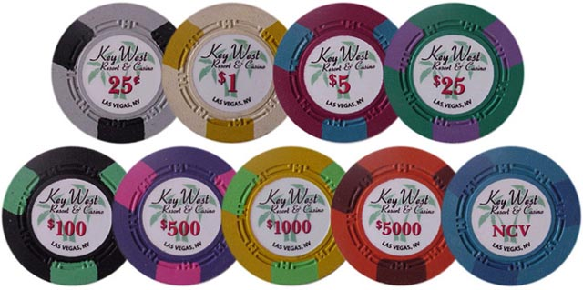 home poker chips